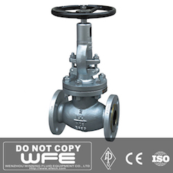 Winning Fluid Carbon Steel Globe Valve
